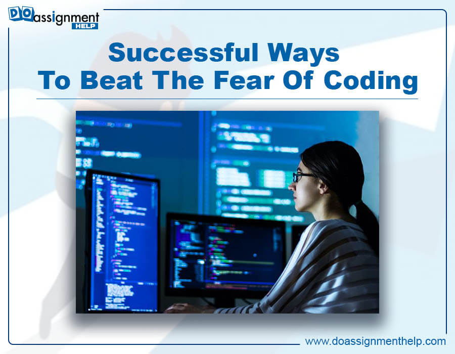fear of coding