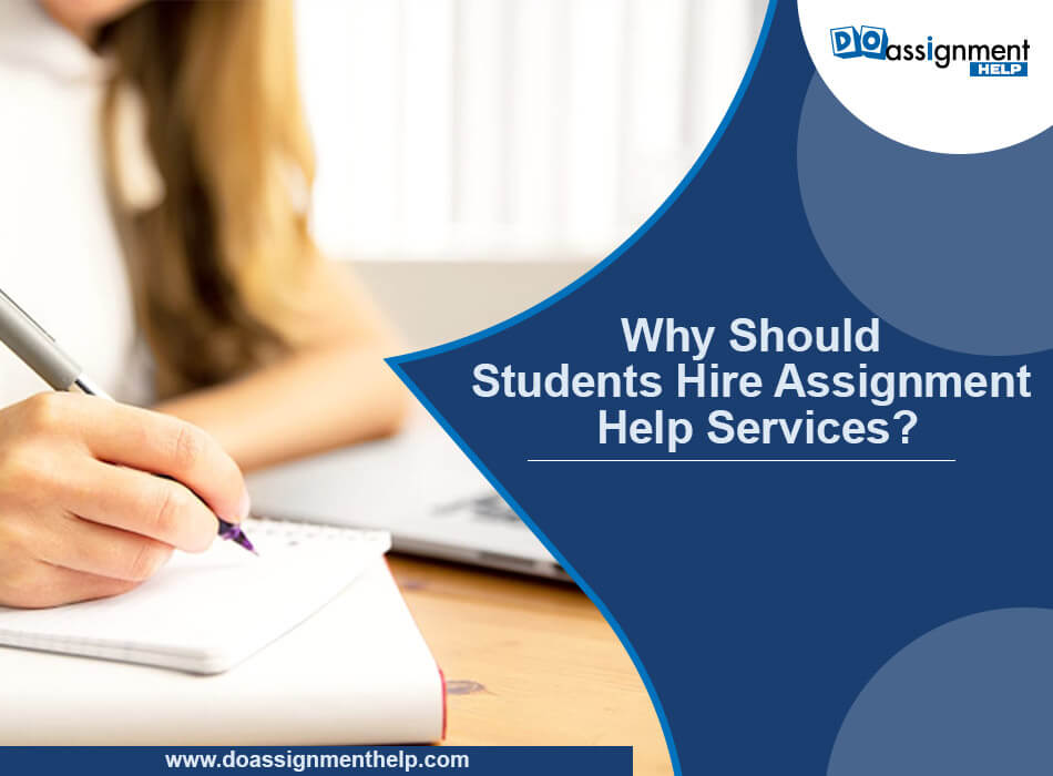 Assignment Help Services