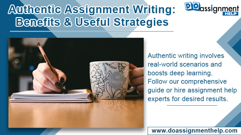 Authentic Assignment Writing