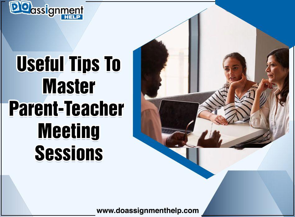 Make Parent-Teacher Meetings Successful