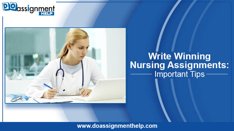 Nursing Assignment Papers